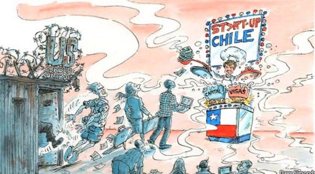 éxito de emprendimiento en Chile