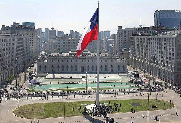 Inmigración en Chile